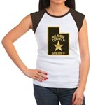 Beaver County Sheriff Women's Cap Sleeve T-Shirt
