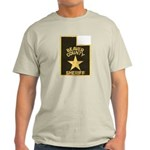 Beaver County Sheriff Light T-Shirt