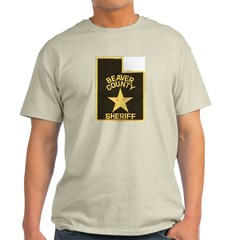 Beaver County Sheriff T-Shirt