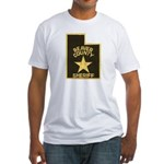 Beaver County Sheriff Fitted T-Shirt