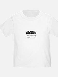 Wheel of fortune T-Shirt