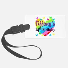 14TH BIRTHDAY Luggage Tag