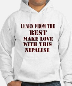 Learn from Nepalese Hoodie