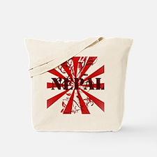 Vintage Nepal Tote Bag