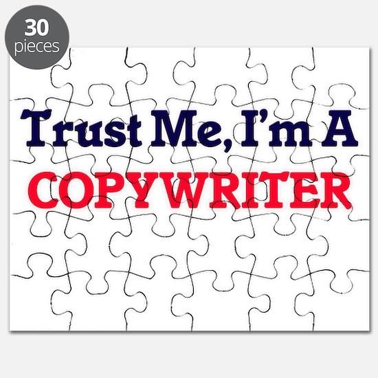 Trust me, I'm a Copywriter Puzzle