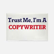 Trust me, I'm a Copywriter Magnets