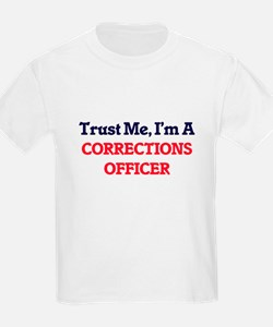 Trust me, I'm a Corrections Officer T-Shirt
