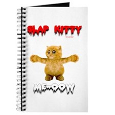 Slap kitty Journal