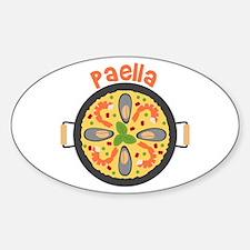 Paella Decal