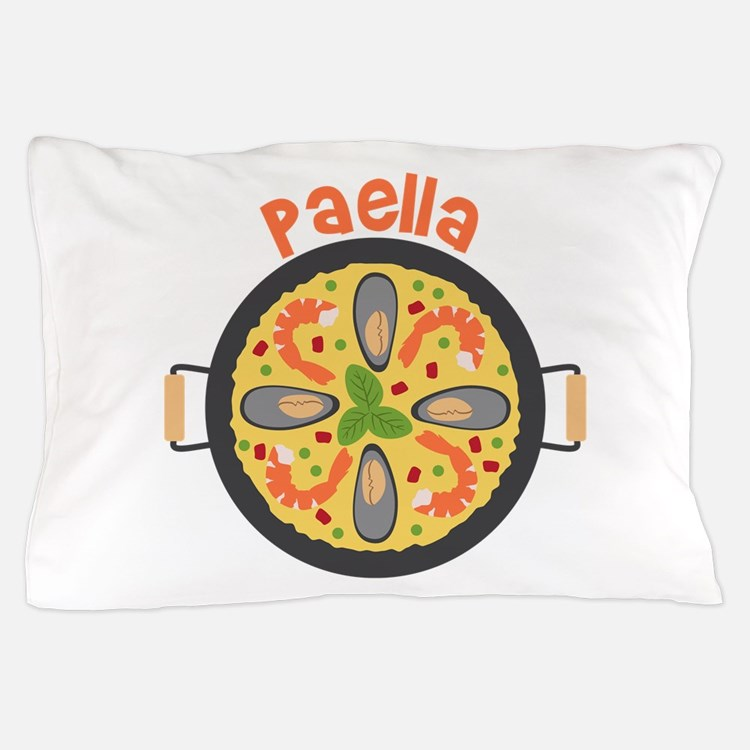 Paella Pillow Case