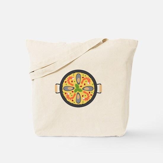 Paella Meal Tote Bag