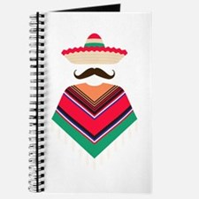 Mexican Man Journal