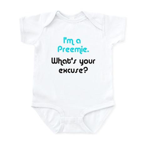 Preemie Excuse Onesie