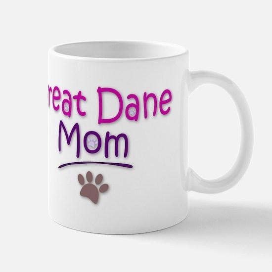 Great Dane Mom Mugs