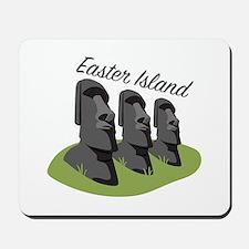 Easter Island Mousepad