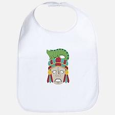 Mayan Mask Bib