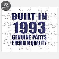 Built In 1993 Puzzle