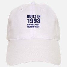 Built In 1993 Baseball Baseball Cap