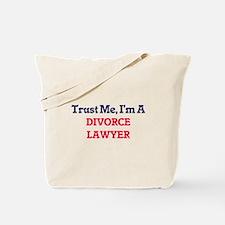 Trust me, I'm a Divorce Lawyer Tote Bag
