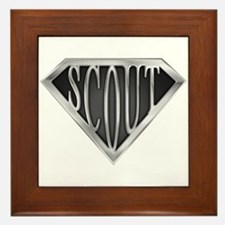 SuperScout(Metal) Framed Tile