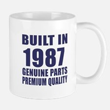 Built In 1987 Mug