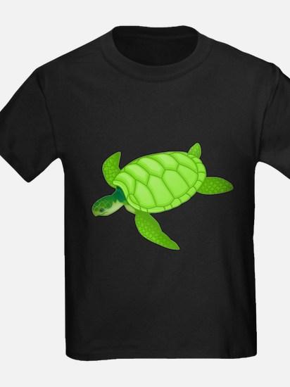 GREEN TURTLE HATCHLING T-Shirt