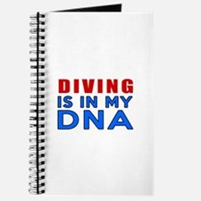 Diving Is In My DNA Journal