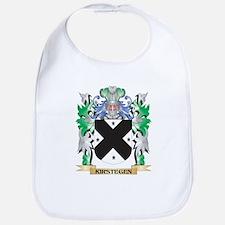 Kirstegen Coat of Arms - Family Crest Bib