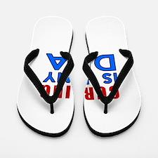 Curling Is In My DNA Flip Flops