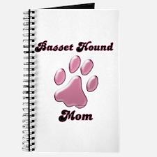 Basset Hound Mom3 Journal
