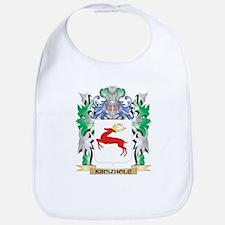 Kirszholc Coat of Arms - Family Crest Bib