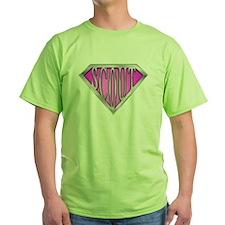 SuperScout(Pink) T-Shirt