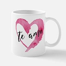 I Love You - Spanish Mugs