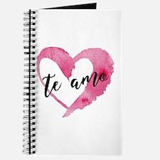 I Love You - Spanish Journal