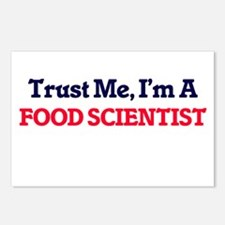 Trust me, I'm a Food Scie Postcards (Package of 8)
