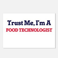 Trust me, I'm a Food Tech Postcards (Package of 8)