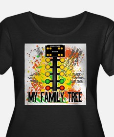 my family tree Plus Size T-Shirt
