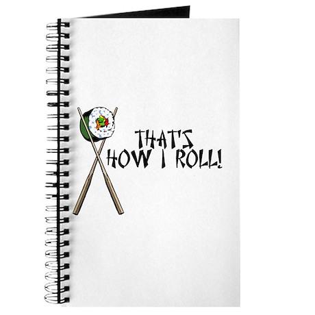 Sushi ROLLing Journal