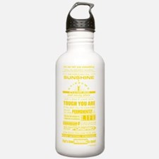 Unique Balboa Sports Water Bottle
