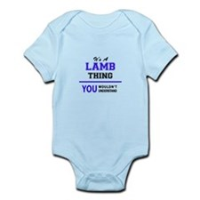 It's LAMB thing, you wouldn't understand Body Suit
