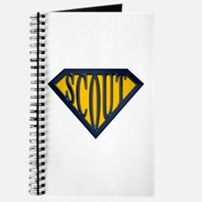 SuperScout(Gold/Blue) Journal