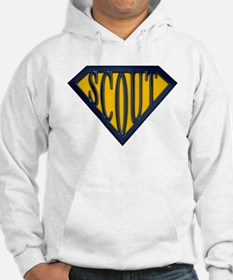 SuperScout(Gold/Blue) Hoodie