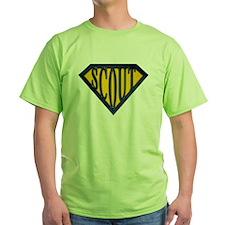 SuperScout(Gold/Blue) T-Shirt