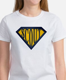 SuperScout(Gold/Blue) Tee