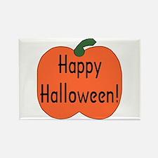 Happy Halloween Rectangle Magnet