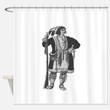 LEADER Shower Curtain