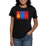 Mongolia Women's Dark T-Shirt