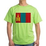 Mongolia Green T-Shirt