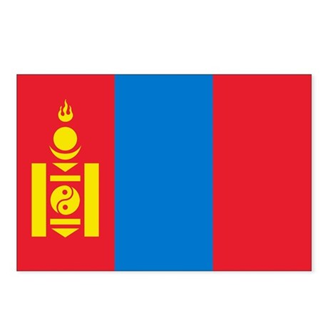 Mongolia Postcards (Package of 8)