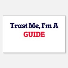 Trust me, I'm a Guide Decal